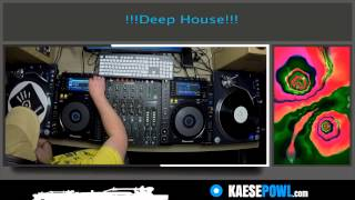 Deep House DJ Mix 2015 Vol.1 CDJ 900 Nexus + Vinyl