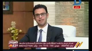 دكتور أسامة فكري: منظمة الصحة العالمية حذرت أن اللحوم المصنعة مسرطنة..واحنا بنستسهل