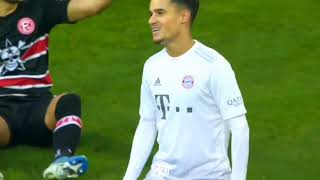 His best skills at Bayern Munich are that of Philippe Coutinho