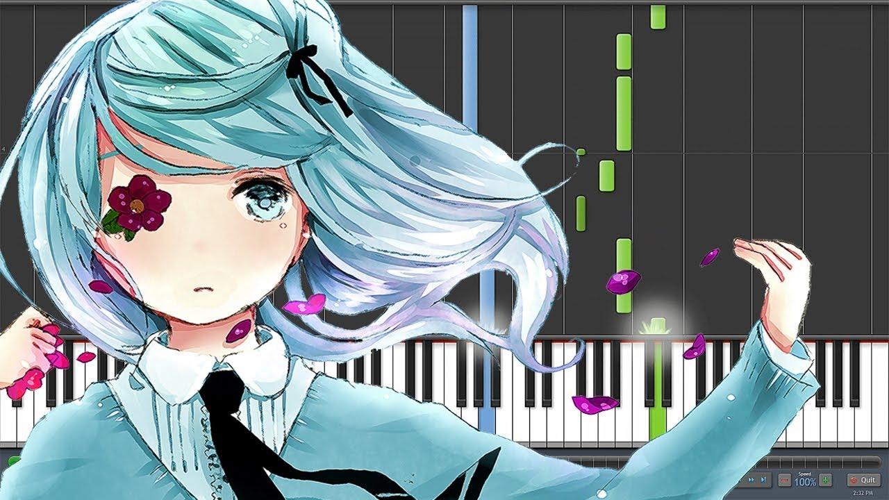 Hirari, Hirari [ひらり、 ひらり] – Hatsune Miku Append (Piano Synthesia)