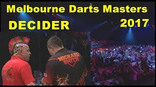Wright v Smith [QF] Decider 2017 Melbourne Darts Masters