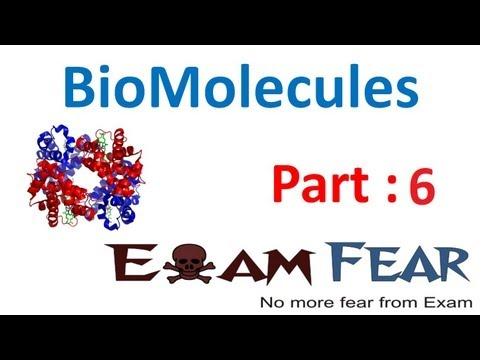 Chemistry Biomolecules part 6 (Glucose Structure, open chain, Fisher) CBSE class 12 XII