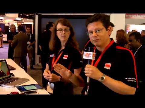InfoComm 2013: Barco Explains the Latest About ClickShare
