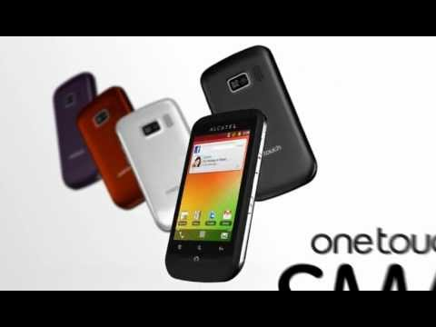 ALCATEL ONE TOUCH SMART 918