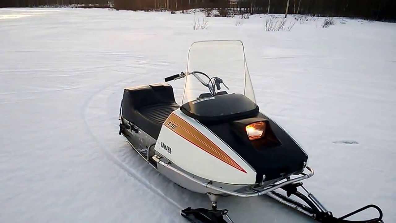 Total Yamaha Snowmobile