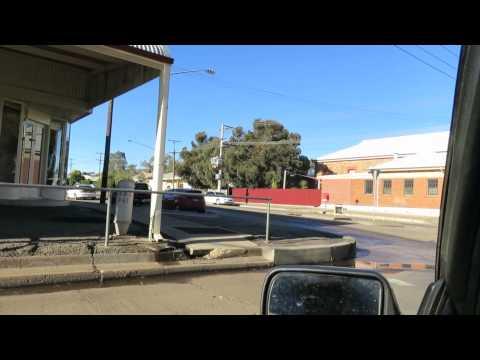 Broken Hill West to South - Williams Street, Westside plaza, Gypsum & Bonanza