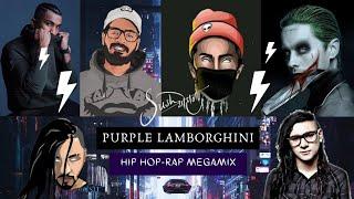 Purple Lamborghini MEGAMIX - SUSH & YOHAN MASHUP - DIVINE × EMIWAY × RAFTAAR+