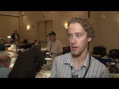 Young Business Major Considers a Career in Numismatics. VIDEO: 3:58.