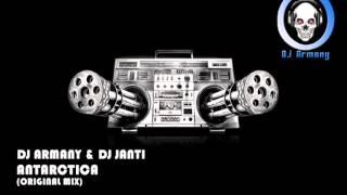 Ahmet Yılmaz & Dj Janti - Antarctica (Original Mix)