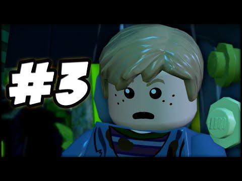 LEGO Jurassic World - PART 3 - T-REX! (Gameplay Walkthrough HD)