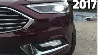 2017 Ford Fusion Review And Road Test - What's new ?