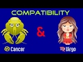 Cancer & Virgo Sexual & Intimacy Compatibility