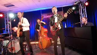 Bang Your Head (live premiere) - Mando Diao live at radioeins Loungekonzert 14.10.2019 in Potsdam