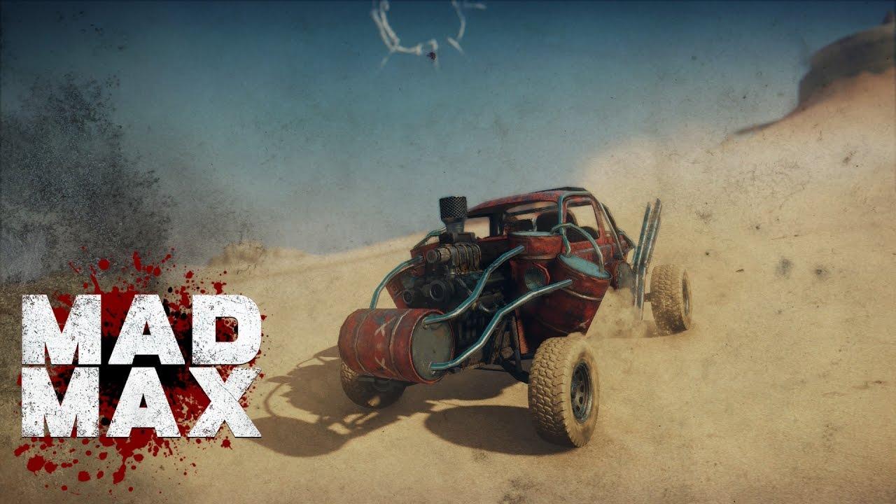 The Kaboom Bug Challenge Mad Max Gameplay Youtube