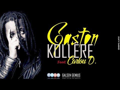 Gaston - Kollëre (Feat. Carlou D.) (Vidéo Lyrics)