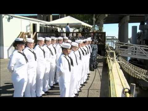 Historic WWII naval remembered aboard USS Slater