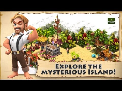 Shipwrecked Lost Island Official Trailer HD 720p