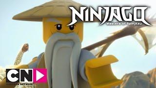 Ниндзяго | Кривая дорожка (серия целиком - 2/4) | Cartoon Network
