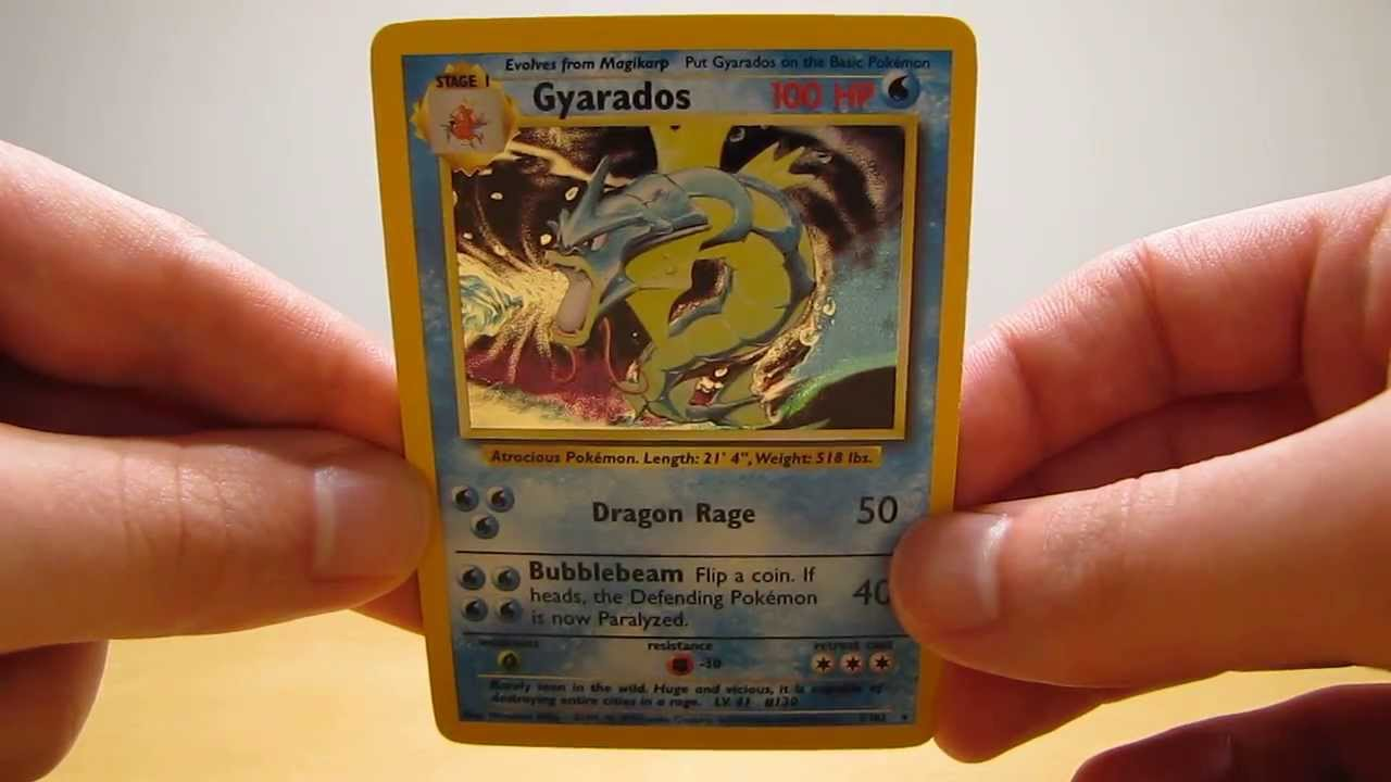 The Best Pokemon Card Sets Ever - YouTube