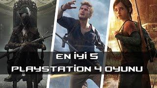 PlayStation 4'e Özel En İyi 5 Oyun (Türkçe Oyunlar)