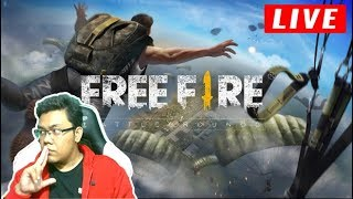 🔴 [LIVE] Player Nub Coba Free Fire Indonesia Booyah Ga ya?