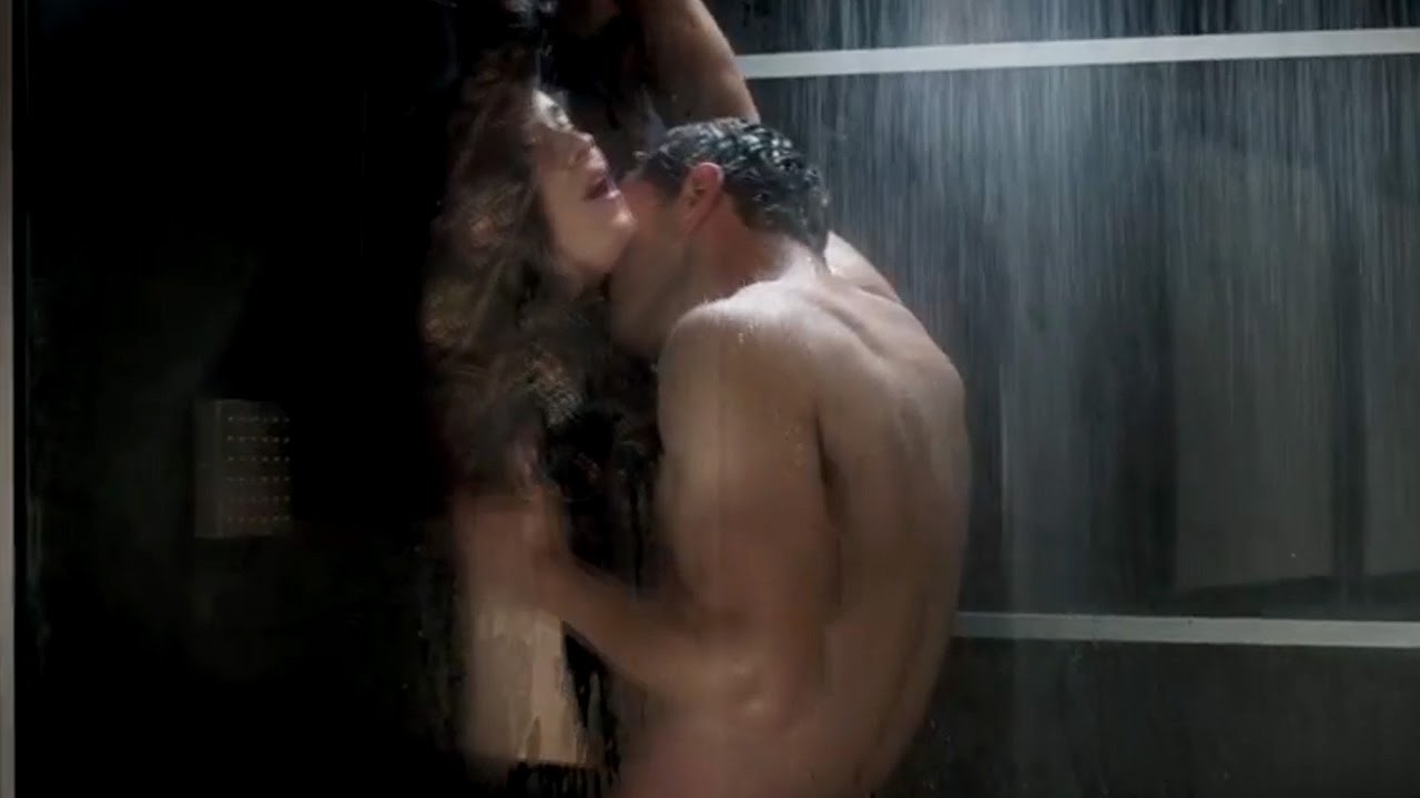 scene movie sex Shower