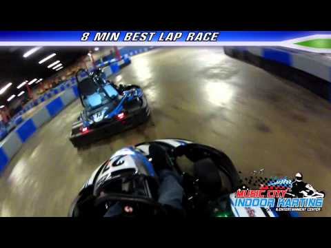 Music City Indoor Karting - Nashville
