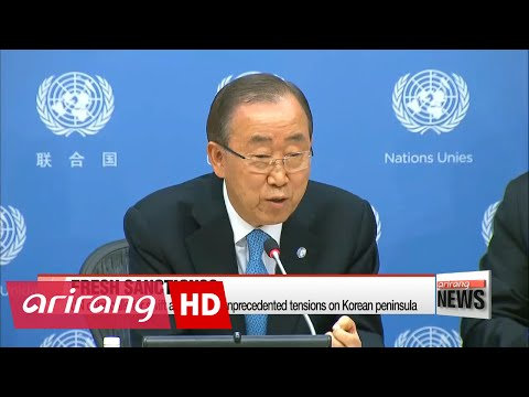 UN Chief calls on Security Council for stern action against N. Korea