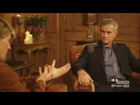 BT Sport Presents - Clare Balding Meets Jose Mourinho (26-12-14)