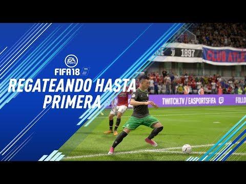 """Regateando hasta Primera Division Ep .3 FIFA 18  """"Nuevo fichaje y golazos!"""""""