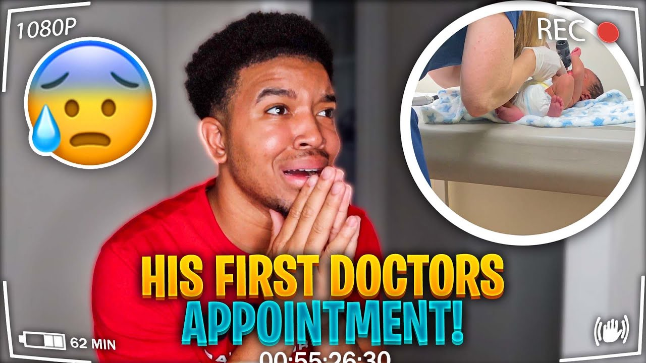 BABY TY'LANN HAD TO GO TO THE DOCTORS! *Emotional*