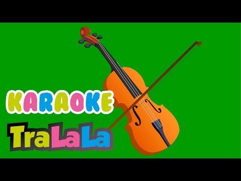 Instrumente muzicale | KARAOKE – Cantece pentru copii in limba romana