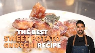 How to Make the Best Sweet Potato Gnocchi