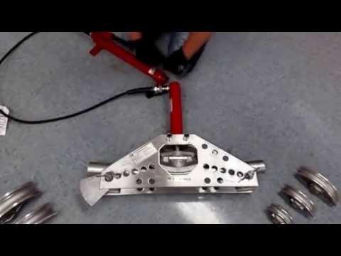 "1/2"" - 2"" One-shot Rigid Hydraulic Bender (B316S) - Gardner Bender"