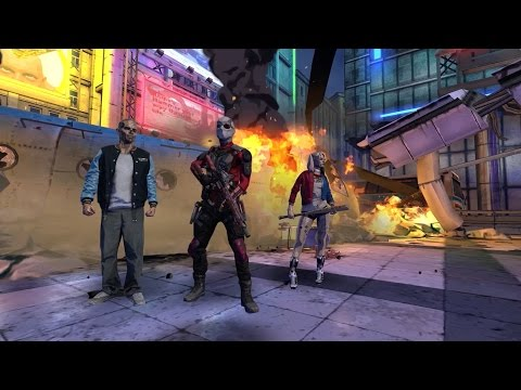 Suicide Squad - Official Special Ops Game Trailer [HD]