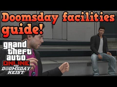 Doomsday heist facilities! - GTA Online guides