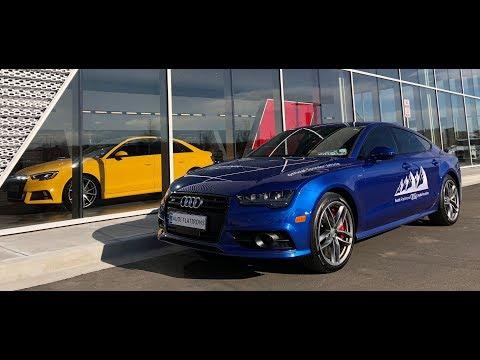 2018 Audi S7 Review | Audi Flatirons
