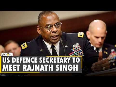 Pentagon Chief in India: US Defence secretary to meet India's Defence Minister Rajnath Singh
