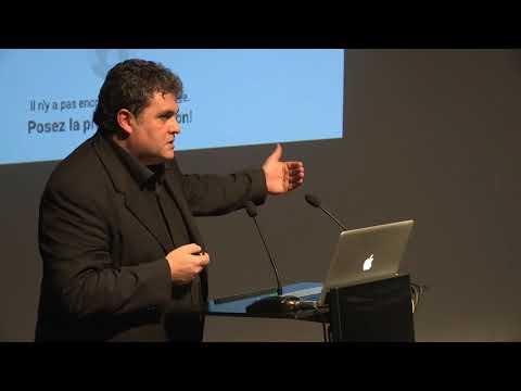 2016 Bordeaux Conference Du Millesime - Jean Pascal Goutouly - Rendement Facteurs Naturels