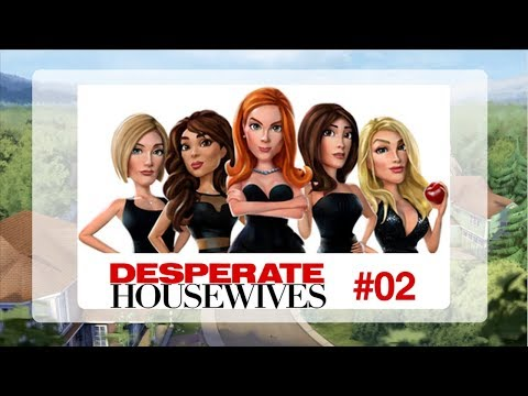 Desperate Housewives Game - Home Sweet Home; What Happened to Jimmy? - Let's Play Part 02 - iOS