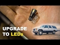 Upgrade Your Cars Interior Lighting with LEDs!