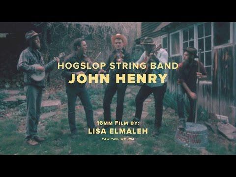 "Hogslop String Band - ""John Henry"" (16mm Field Recording)"