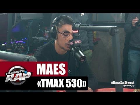 Maes 'TMAX530' #PlanèteRap