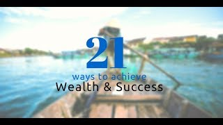 top 21 ways t๐ achieve wealth and success