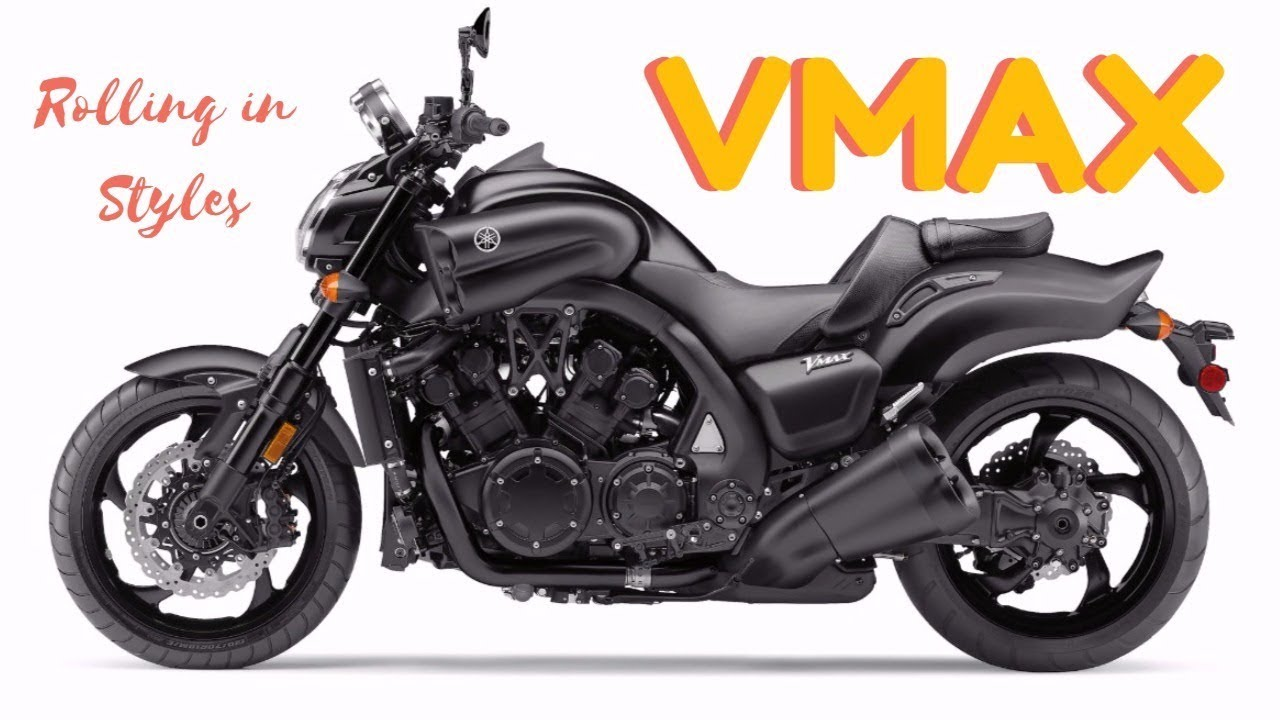 2018 YAMAHA VMAX 1679cc REVIEW, SPECS AND PRICE