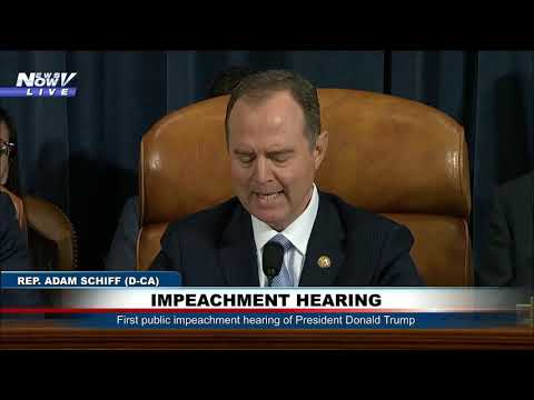 IMPEACHMENT HEARING PART 1: Opening statements, counsel questioning