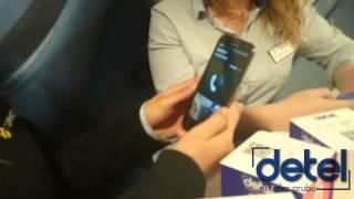 Samsung cihazlarda görüntülü görüşme Detel