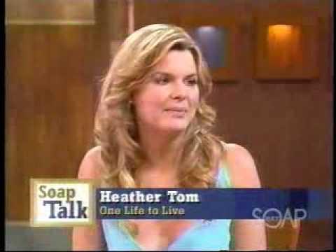 Heather Tom on Soap Talk