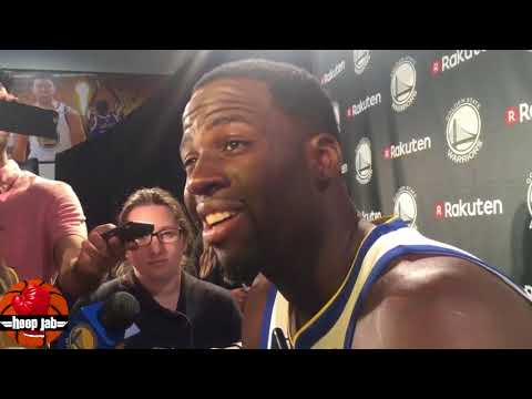 Draymond Green Has High Praise For Kyrie Irving, Reacts To Isaiah Thomas Trade. HoopJab nBA