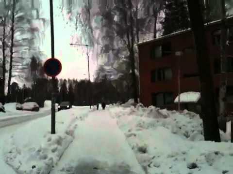 Otaniemi's winter